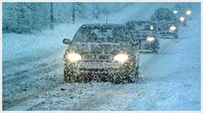 winter driving inspection checklist